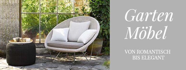 Blue Wall Design - Garten-Lounge-Möbel. News. Shop.