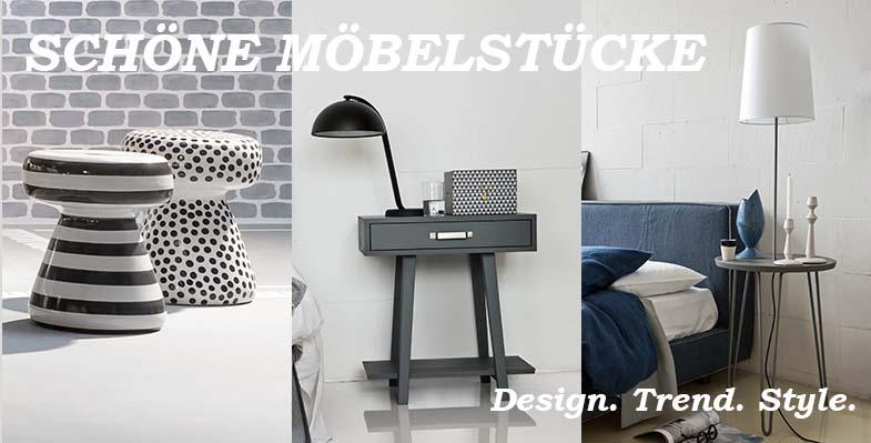 Blue Wall Design Exklusive Einzel Möbel Design Style Trend