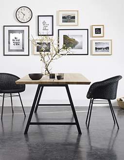 Blue wall design st hle online designer st hle shop for Designer tische outlet