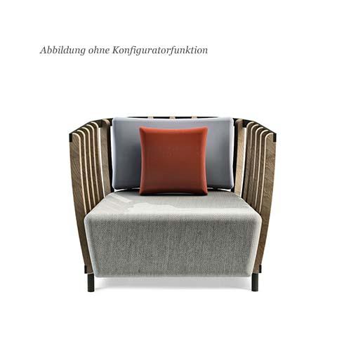 blue wall design gartensessel via swing armchair. Black Bedroom Furniture Sets. Home Design Ideas