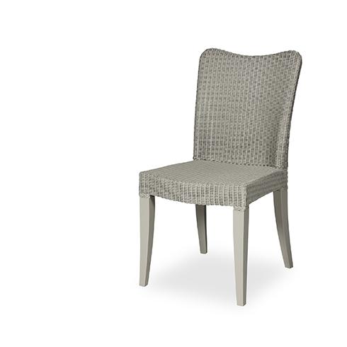 blue wall design lloyd loom esszimmer stuhl melissa. Black Bedroom Furniture Sets. Home Design Ideas
