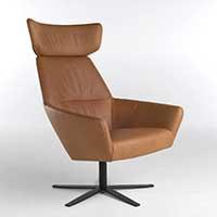 Blue wall design designer sessel trend stoffe leder for Sessel gray 07