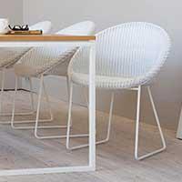 Blue Wall Design - Lloyd Loom Stühle! Loom Sessel! Der Loom Shop!