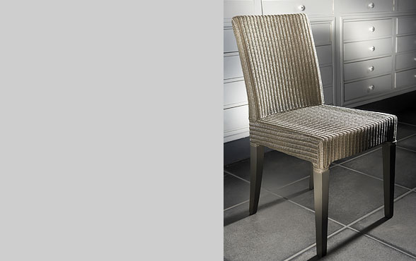 blue wall design lloyd loom stuhl edward. Black Bedroom Furniture Sets. Home Design Ideas