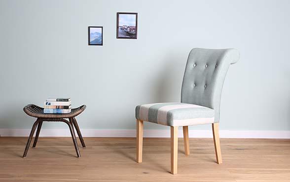 blue wall design polster stuhl etienne coast. Black Bedroom Furniture Sets. Home Design Ideas