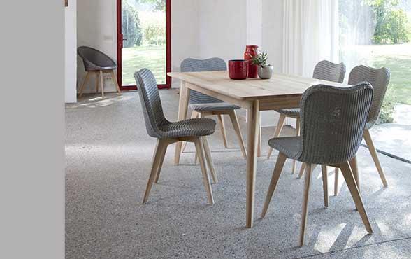 blue wall design lloyd loom stuhl lily. Black Bedroom Furniture Sets. Home Design Ideas