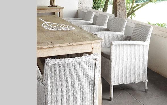 blue wall design gartenstuhl deauville dc. Black Bedroom Furniture Sets. Home Design Ideas