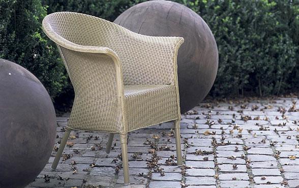 blue wall design lloyd loom gartenstuhl monte carlo. Black Bedroom Furniture Sets. Home Design Ideas